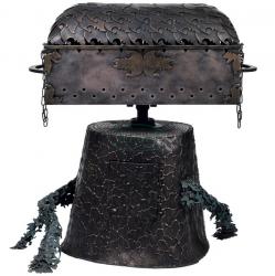 Кованые мангалы в перми